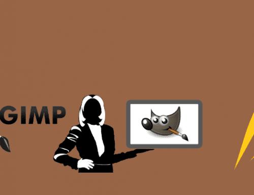 La grafica con GIMP